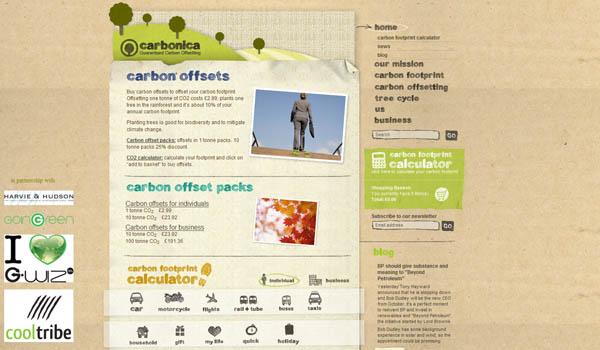 Carbonica Carbon offsets