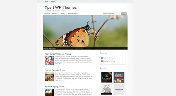minimal-xpert-wordpress-theme
