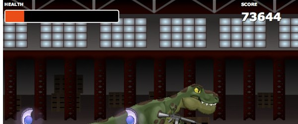 11 Cool HTML5-based Web Games-Contrasaurus