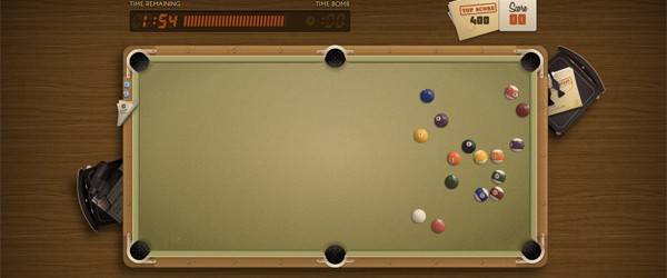 11 Cool HTML5-based Web Games-agent08ball