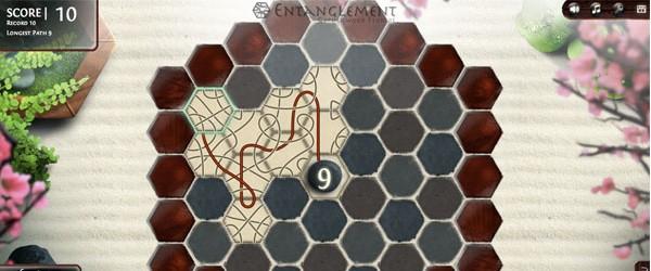 11 Cool HTML5-based Web Games-entanglementpuzzle