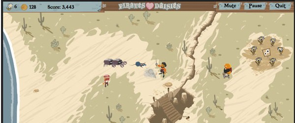 11 Cool HTML5-based Web Games-pirateslovedaies