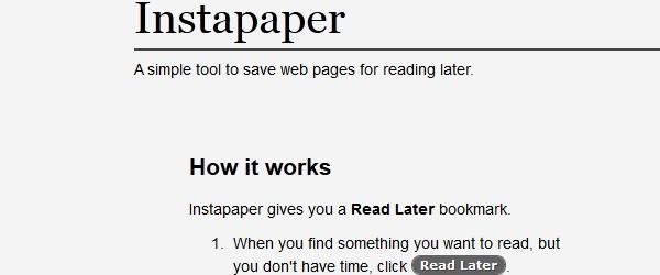 15 Delicious alternative bookmarking sites-instapaper