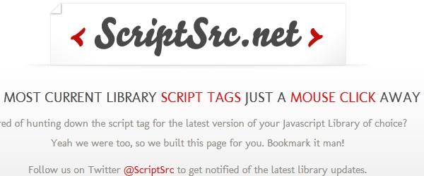 Best Web Development Tools-Scriptsrc