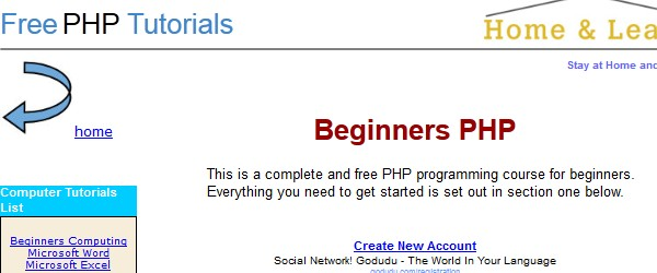 Best free PHP learning resources for beginners-freephp