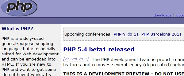 Best free PHP learning resources for beginners-phpnet