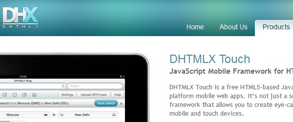 Useful Frameworks for Web and Mobile App Developers-dhtmlx