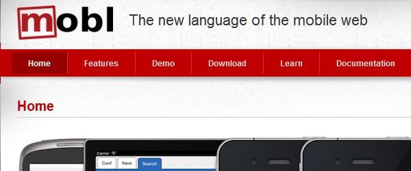 Useful Frameworks for Web and Mobile App Developers-mobl