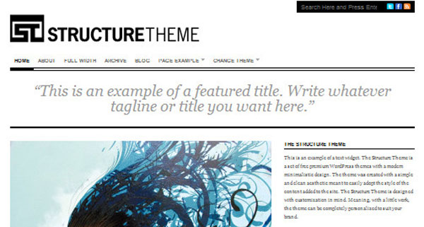 structure-theme
