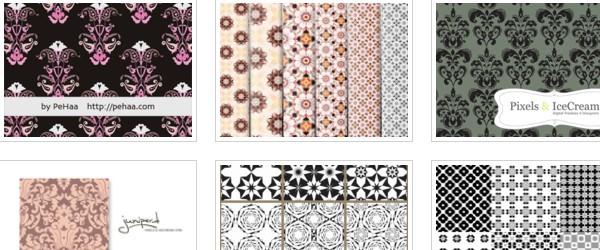 20 Websites to Download Free Photoshop Patterns-brusheezy