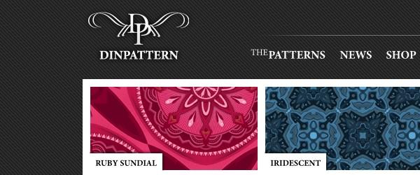 20 Websites to Download Free Photoshop Patterns-dinpattern