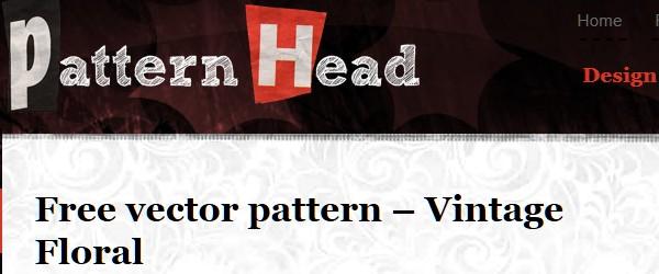 20 Websites to Download Free Photoshop Patterns-patternhead
