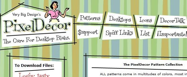 20 Websites to Download Free Photoshop Patterns-pixeldecor