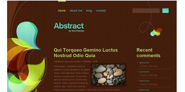 Beautiful-and-Creative-Free-Drupal-Themes-abstract