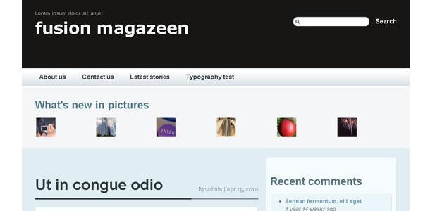Beautiful-and-Creative-Free-Drupal-Themes-magazeen