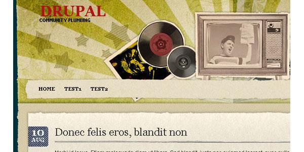 Beautiful-and-Creative-Free-Drupal-Themes-retromania