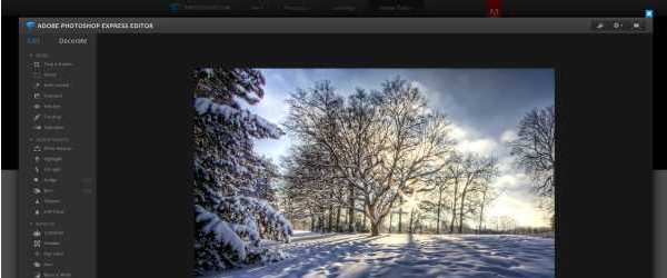 Best Free Open Source Alternative Software to Photoshop-photoshopexpress