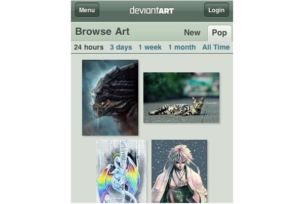 Best-Mobile-Web-Designs-deviantart