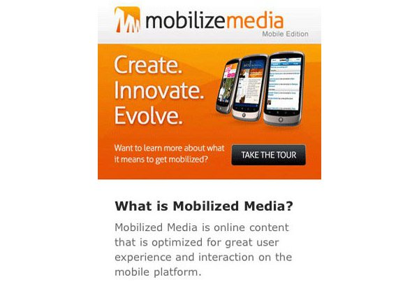 Best-Mobile-Web-Designs-mobilizemedia