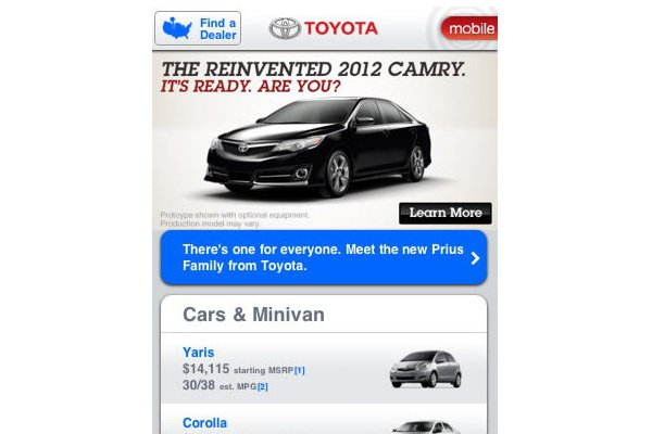 Best-Mobile-Web-Designs-toyota