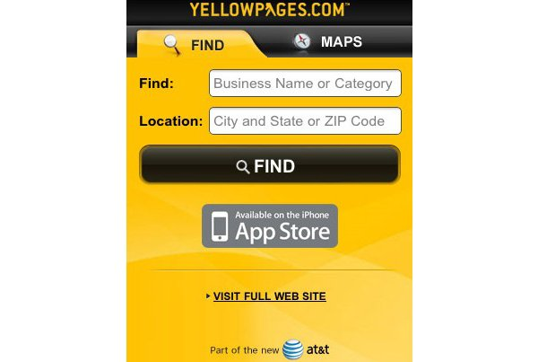 Best-Mobile-Web-Designs-yellowpages