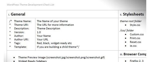 Collection-of-wordpress-cheat-sheets-developmentchklist