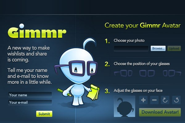 Creative Coming Soon Pages for Inspiration-gimmr