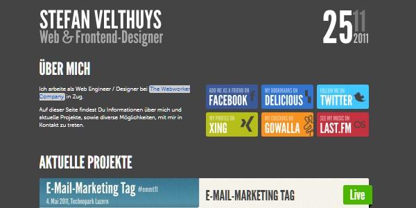 Dark Colored Websites-stefanvelthuys