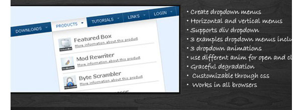 Free-CSS-&-jQuery-drop-down-menus-dropdown
