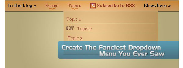 Free-CSS-&-jQuery-drop-down-menus-fanciest