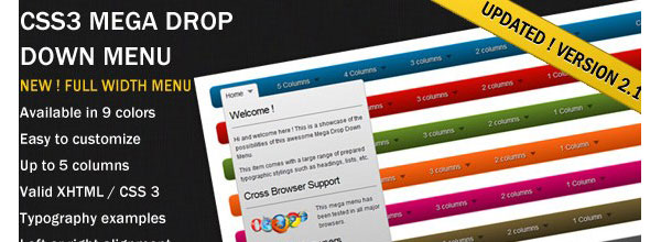 Free-CSS-&-jQuery-drop-down-menus-megacssdropdown