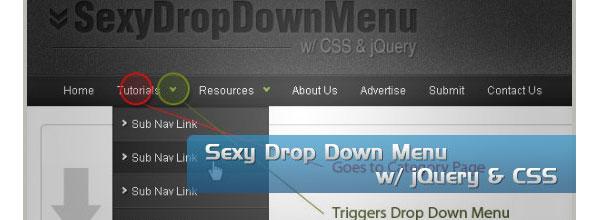 Free-CSS-&-jQuery-drop-down-menus-sexydropdown