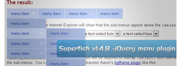 Free-CSS-&-jQuery-drop-down-menus-superfish