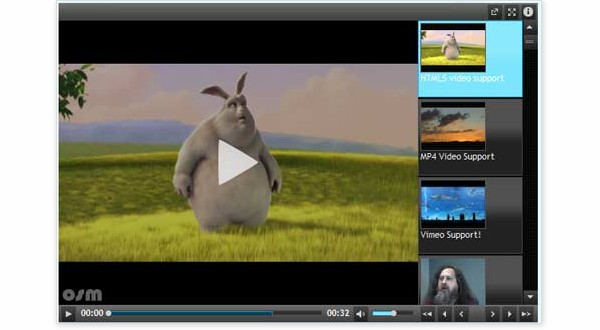 Open Source HTML5 Video Players Collection - BestAgencies com