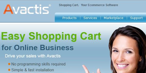 Open Source (Free) eCommerce Platforms-avactis