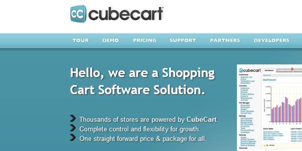 Open Source (Free) eCommerce Platforms-cubecart