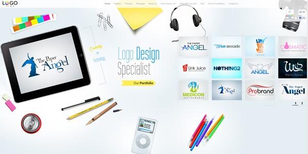 Single Page Websites-logotime