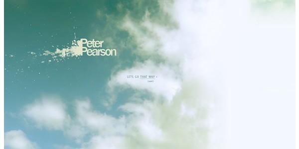 Single Page Websites-peterpearson