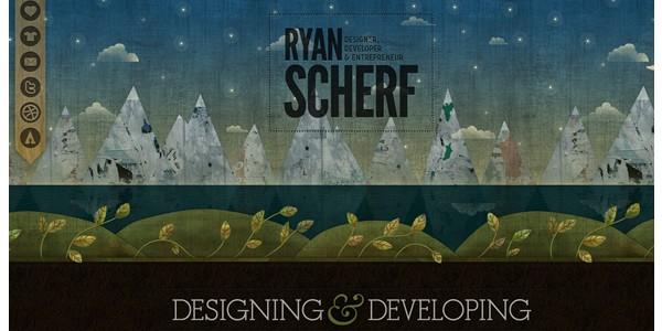Single Page Websites-ryanscherf