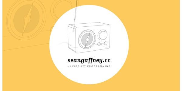 Single Page Websites-seangaffney