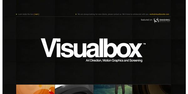 Single Page Websites-visualbox