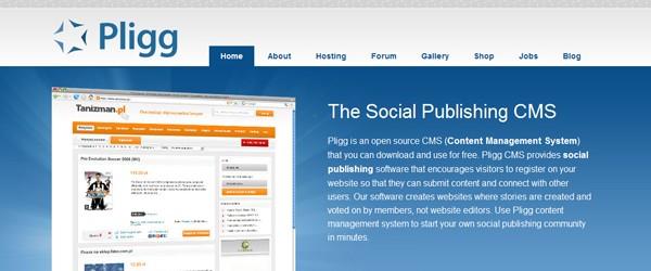 Top 15  Content Management systems (CMS)-plig