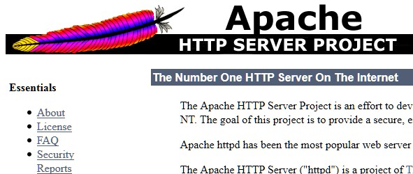 Top Web Server tools Free for Windows, Linux and Mac-apache