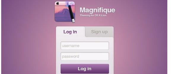 creative-login-pages-designs-for-inspiration-magnifique