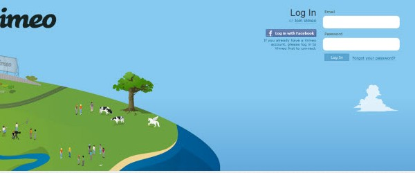 creative-login-pages-designs-for-inspiration-vimeo