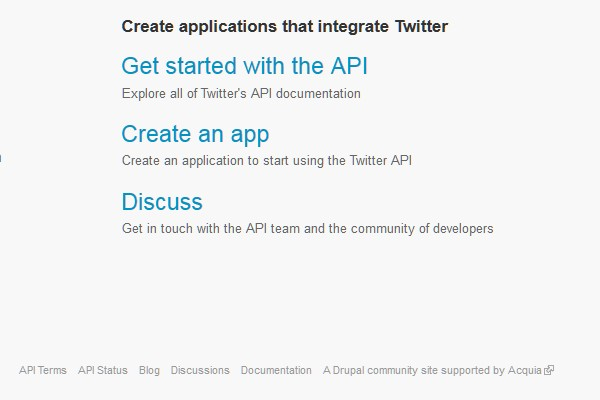 20 Useful APIs For Web Designers And Developers-twitterapi