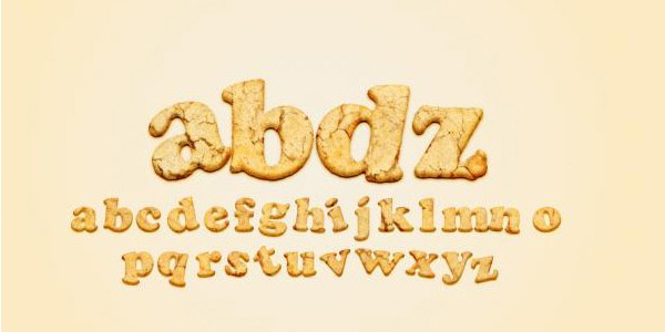 25 Text Effect Tutorials-yummycookie