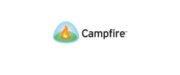 Fonts Used in Logo of Popular Websites-campfire