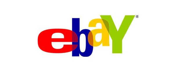 Fonts Used in Logo of Popular Websites-ebay