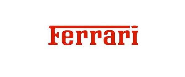Fonts Used in Logo of Popular Websites-ferrari